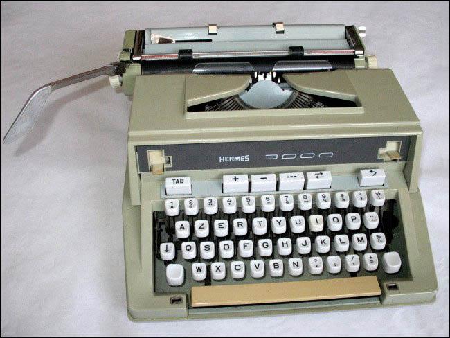 54 touches pour écrire en français